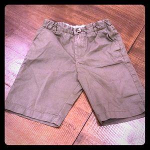 Boys H & M Olive Green Shorts